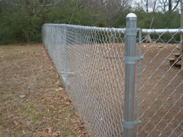 4 Ft. Residential Chain Link
